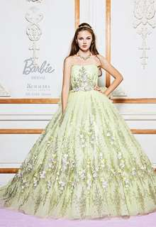 【Barbie BRIDAL】 BB-199 Green