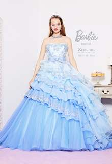 【Barbie BRIDAL】 BB-196 Blue