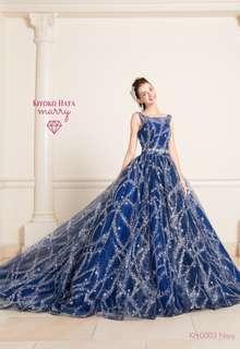 KIYOKO HATA×marry KH-0003 キラキラ宇宙ドレス