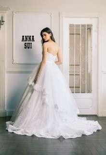8c96a5776ad6e ANNA SUI(アナ スイ) のウェディングドレス・ブライダル衣装