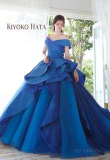 【KIYOKO HATA】 KH-0446 blue