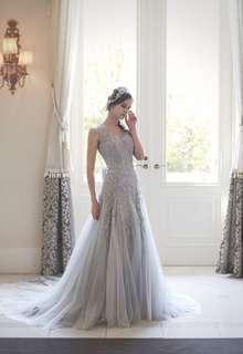 銀座三越オリジナルカラードレス