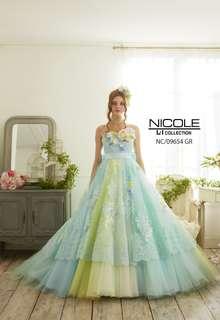 【NICOLE】 NC/09654 Green