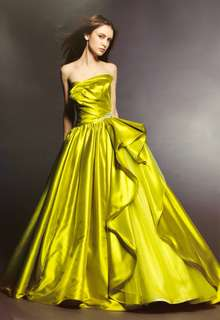 インポートブランドのカラードレス