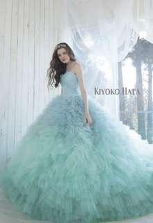 KIYOKO HATA キヨコ ハタのカラードレス