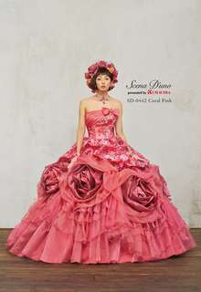 SD-0442 Coral Pink