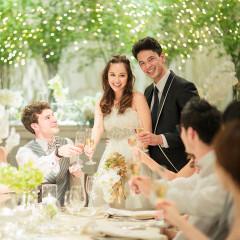いつも「人」がテーマの結婚式