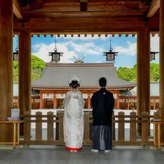 橿原神宮 当ホテルでお仕度をしていただき、橿原神宮にて挙式・写真撮影後、当ホテルにてご披露宴のパックプランもございます。