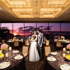 1000万ドルの夜景を眼下に、ラグジュアリーで大人っぽい雰囲気のパーティーも叶います