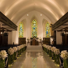 上質な空間と贅沢なおもてなし。ホテルで叶えるふたりの結婚式を。