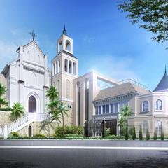 さいたま新都心に斬新な結婚式場がオープン!