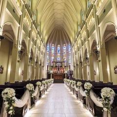 ☆西日本最大級フランチェスコ大聖堂☆ 110名様まで着席可能です!