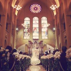 厳粛な大聖堂