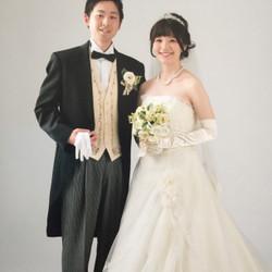 スタジオ フォトウェディング タキシード ウェディングドレス