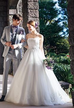 2a9cde1410371 憧れMyドレスが10万円台~!賢いお洒落花嫁が一度は訪れるセルドレスショップ『AIMER』