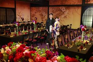 乃木會館が誇る多彩な披露宴会場