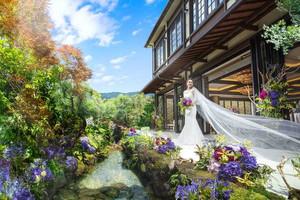 古都京都の風情の美しさの中で笑顔が溢れる最高の舞台
