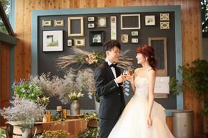 """山陰初!""""グランピングテラス""""で全く新しい結婚式を"""