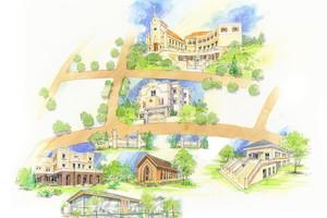 博多の森に佇む全くタイプが異なる3つゲストハウス♪