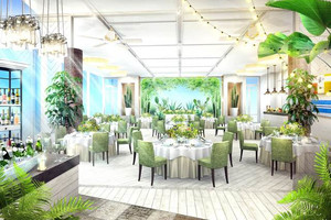 【遂に新会場OPEN】緑と陽光溢れるナチュラル空間