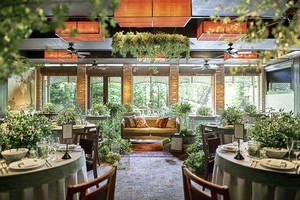 THE MAIN DINING WISTERIA