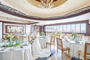 小さな結婚式モザイク店 披露宴会場