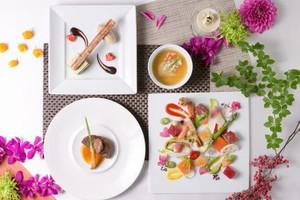 【和のテイストを取り入れたフランス料理】フレンチ・ジャポネ