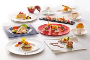 四季ごとに旬の食材を使った和洋コース Autumn Rose