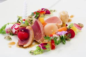 洋食フルコース「アマリリス」