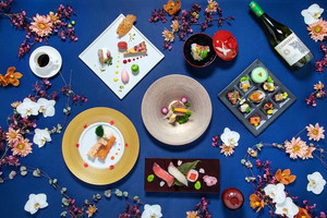 特別和洋中料理「饗宴 KYO-EN」