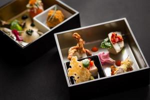 【選べるプリフィックスコース】古都の祝宴に相応しい京フレンチ