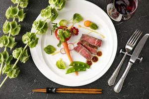お箸で食べられる「和ふらんす料理」