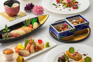 ホテルニューオータニ佐賀 人気no.1洋和折衷料理コース