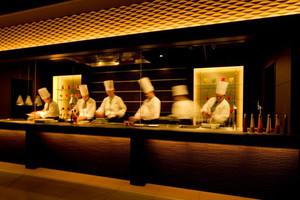ノートルダム広島のコース料理