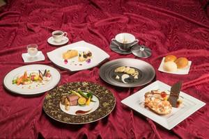 四季で彩り食材が変化!お好みで味付けを選べる贅沢コース♪