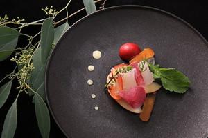 和洋の選べるプリフックス料理
