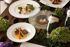 北海道の旬を楽しんで頂ける お箸で召し上がれる創作料理