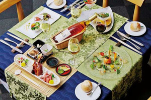 ゲストが料理を選べる最高のおもてなしスタイル