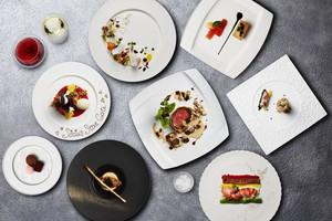 ホテルクオリティの本格フルコース料理