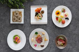 NOKYO BAR&テーブルデザートビュッフェ付き婚礼料理