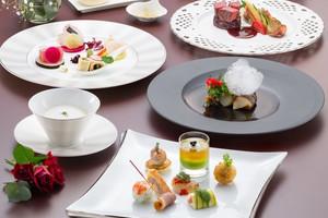 和洋折衷◆京フレンチフルコース料理 @10,800~