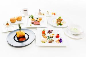 【軽井沢の高原野菜】とフレンチが織り成すハーモニー