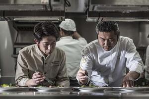 ラソールガーデン大阪 2人のシェフ監修コース料理