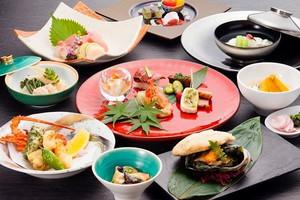 菊水楼オリジナル和食フルコース
