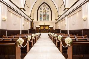 140年の歴史あるセントマリーズ教会
