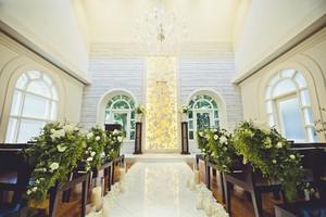 「ロザンジュイア広尾迎賓館」のチャペル
