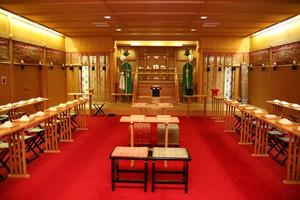 プラザホテル神殿