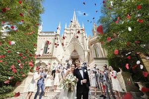 映画・ドラマで話題の『セントグレース大聖堂』