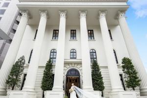 花嫁が更にわくわく♪挙式会場を自在にコーディネート