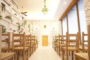 あったか結婚式が叶う☆リトルメリー教会♪
